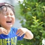 子供の頭が日焼けで真っ赤に!?やるべきケア方法とシャンプーの疑問