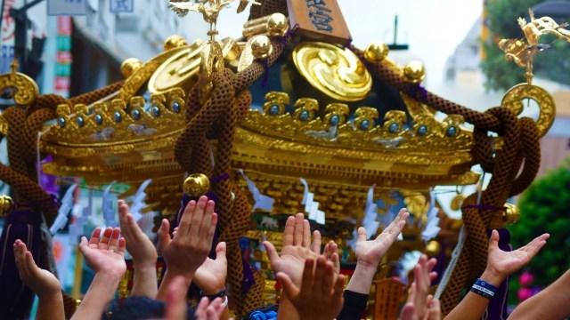 神田祭の日程見どころと穴場