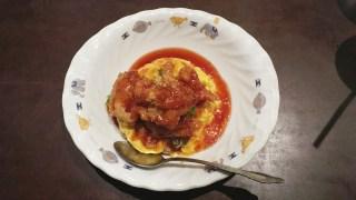 稲毛区役所向かいのBAGOOS(バグース)で本格アジアンフライドチキンオムライスを食す!