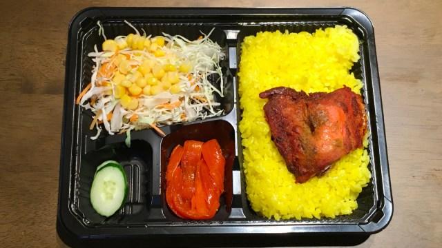 インド料理ガザル椿森にてインドカレー弁当をテイクアウト&デザートも持ち帰れたよ!