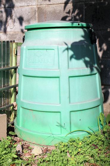 生ゴミたい肥コンポスト 家庭菜園