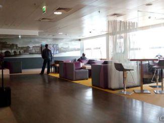 フランス パリ・オルリー空港 空港ラウンジ France Orly Airport Paris