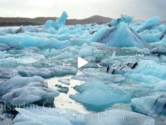 【TOP BUZZ】アイスランド ヨークルスアゥルロゥン氷河 Iceldn Jokulsarlon