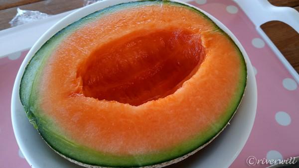 北海道 中富良野 ふくだめろん Hokkaido Melon FUkuda