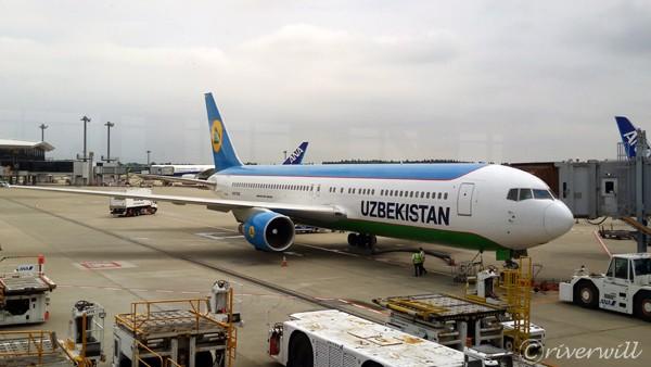 ウズベキスタン航空 Uzbekistan Airways