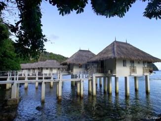 エルニド アプリット島 水上コテージ El Nido Apulit island Resort