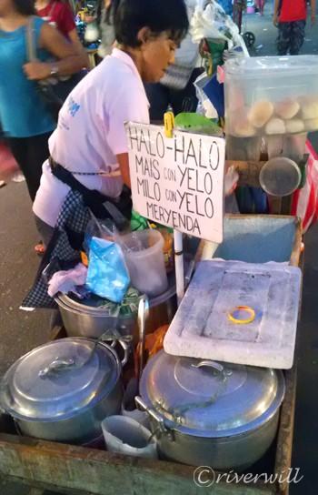 フィリピン屋台グルメ street food in Philippines