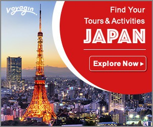 voyagin JAPAN Tours