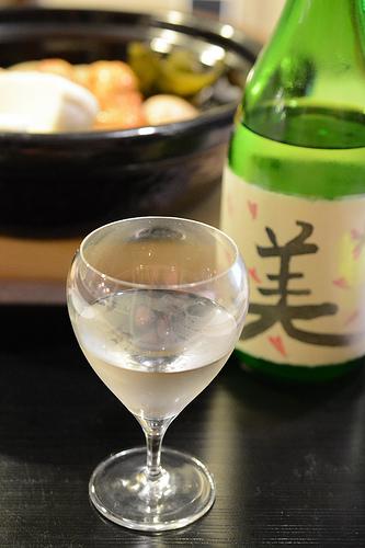 甲子純米吟醸 プライベートレーベル