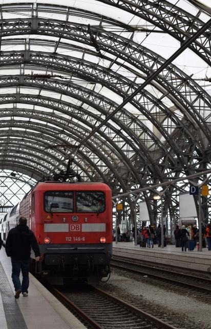ドイツの鉄道駅