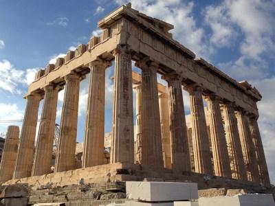 ギリシャ パルテノン神殿