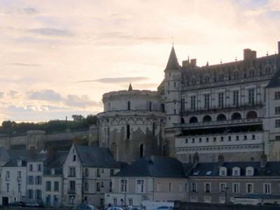 フランス アンボワーズ城
