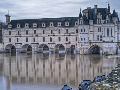 フランス シュノンソー城