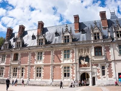 フランス ブロワ城