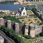 フランス アンジェ城