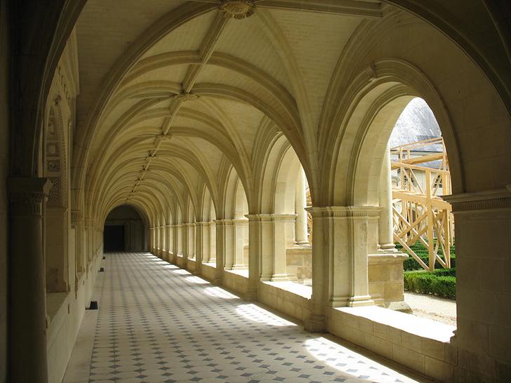 フォントヴロー修道院