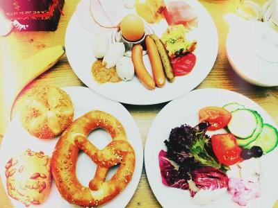 ヨーロッパ旅行での食費