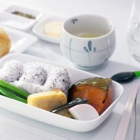 ビジネス・プレミアのメインコース(和食)
