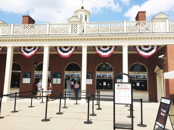 FordMuseum-ticketヘンリーフォード博物館
