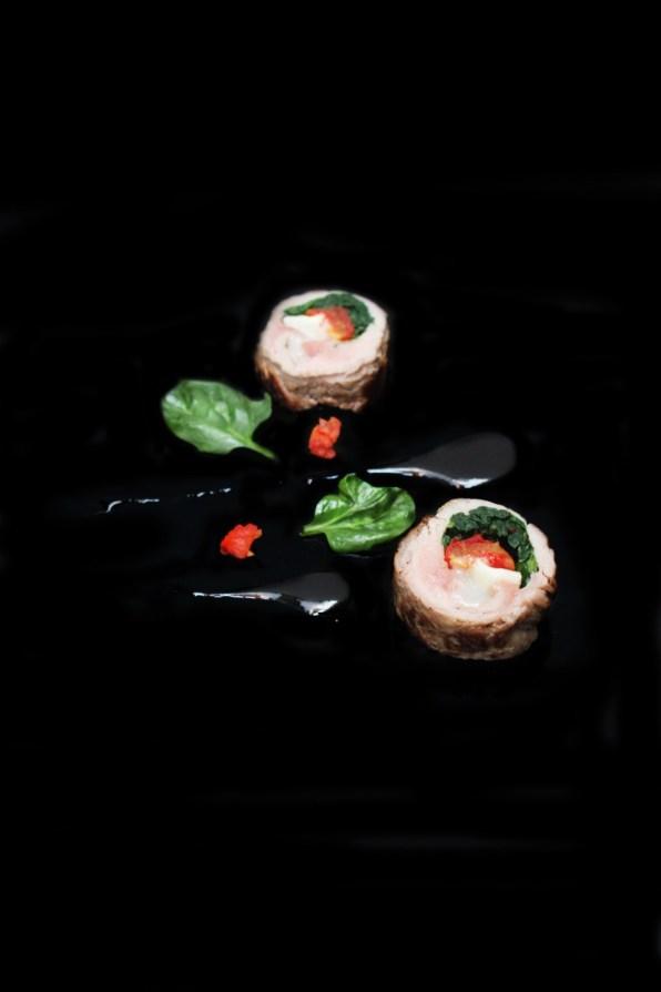 pork-involtini-pork-tenderloin-wrap-goat-cheese-spinach-semi-sun-dried-tomato-red-wine-sauce
