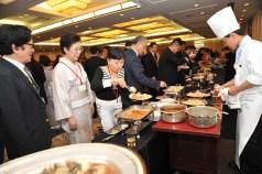 神戸ポートピアホテルの美味しい料理をどうぞ
