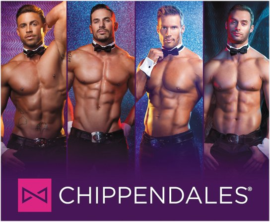 10 Reasons Why You Should Attend A Chippendales Show