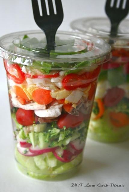 Fresh And Co Salad