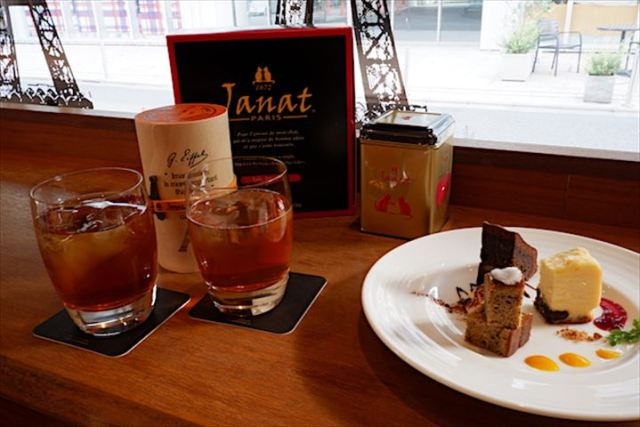 初夏においしい、フランス紅茶とケーキのマリアージュ