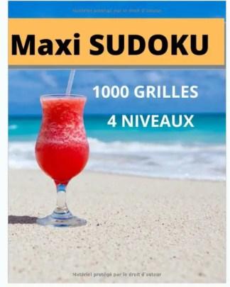 SUDOKU gratuit pour la semaine 31 de 2020