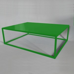 green design coffee table