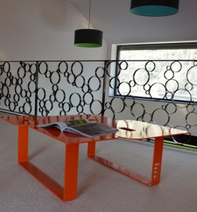 Table basse De Salon Design So Seventies