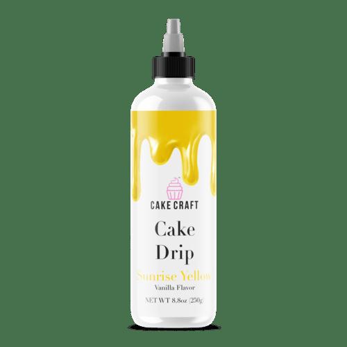 yellow drip