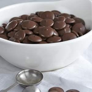 Ghirardelli Melting dark chocolate