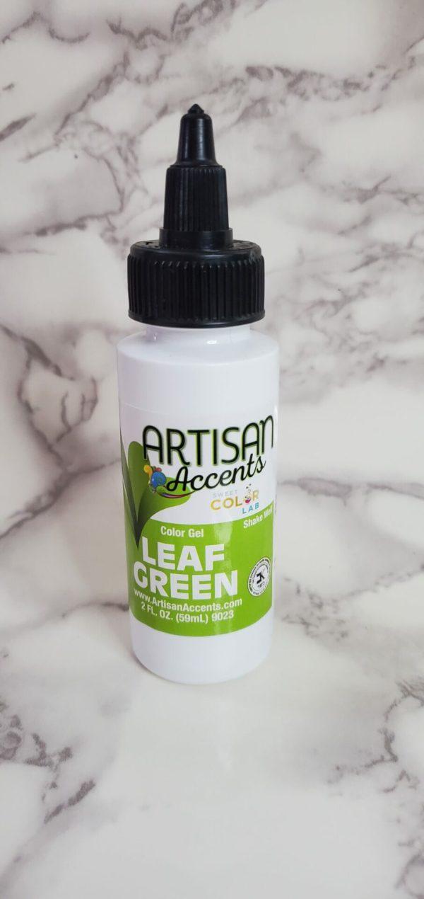 Green leaf Color gel