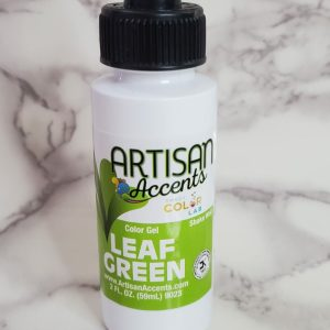 Green leaf Color gel