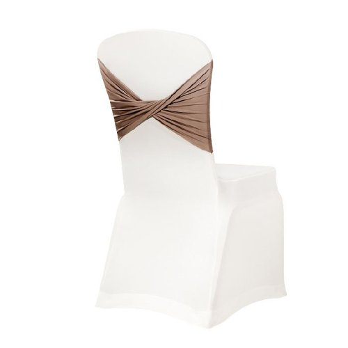 Chair Tie Back Sash - Stretch