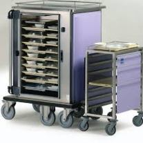 Meal Tray Retherm Trolley