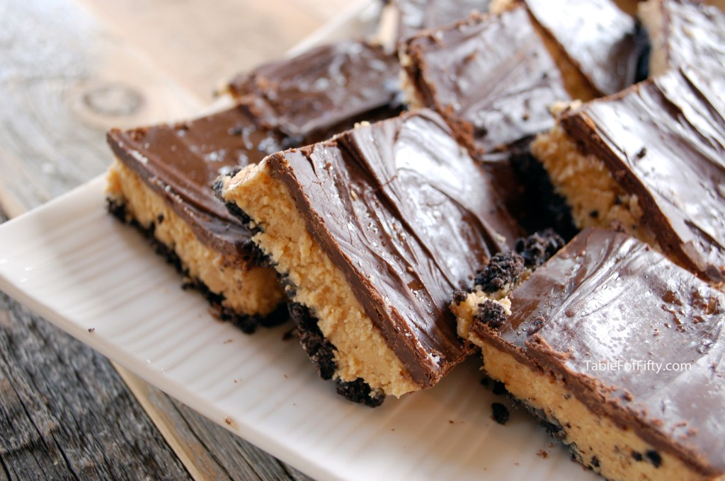 Beanut Butter Bars