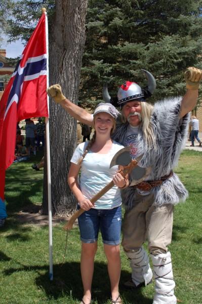 Scandinavian Thor Hug