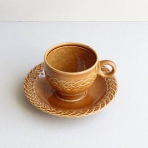 vintage kop en schotel van Pagnossin