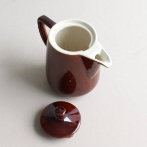 Kleine vintage koffiepot