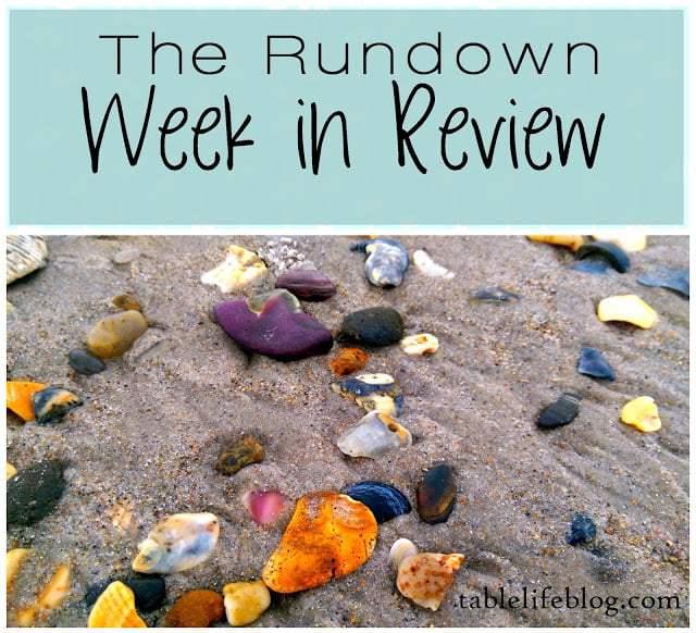 The Rundown: Week in Review - Homeschool Wrap UP