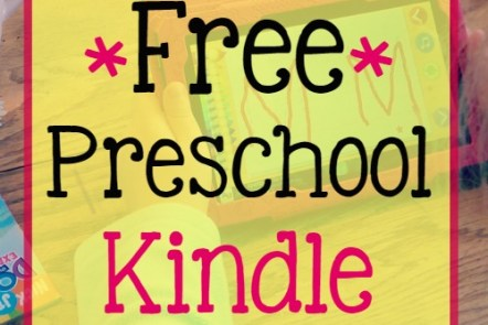 Top 10 Free Preschool Kindle Apps