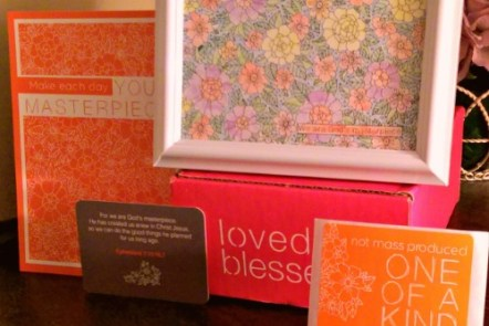 Feed Your Soul with Loved + Blessed Box