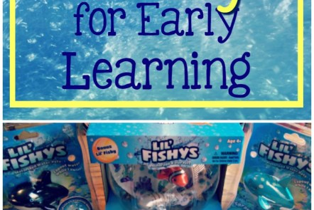 Using Fish Toys for Early Learning