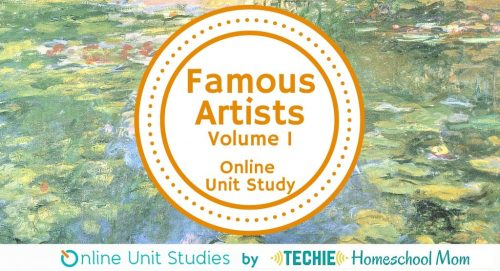 Back to Homeschool: All About Art Giveaway