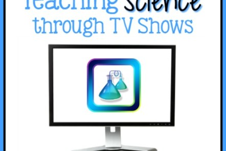 Teaching Science Through TV Shows