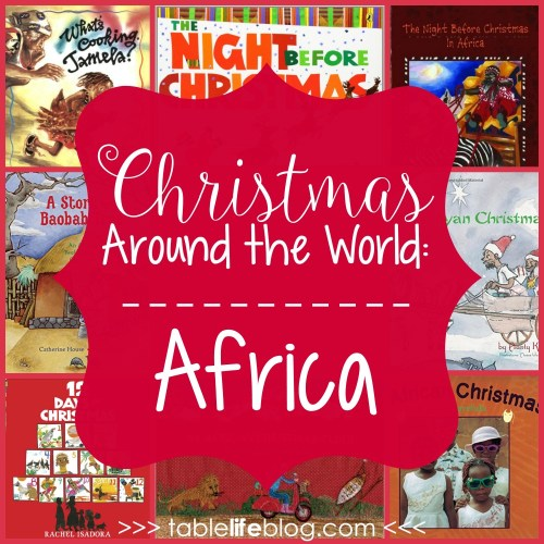 Christmas Around the World in 100 Books - Christmas in Africa