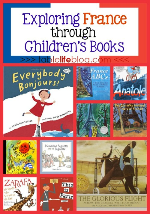 Our 10 Favorite Children's Books about France