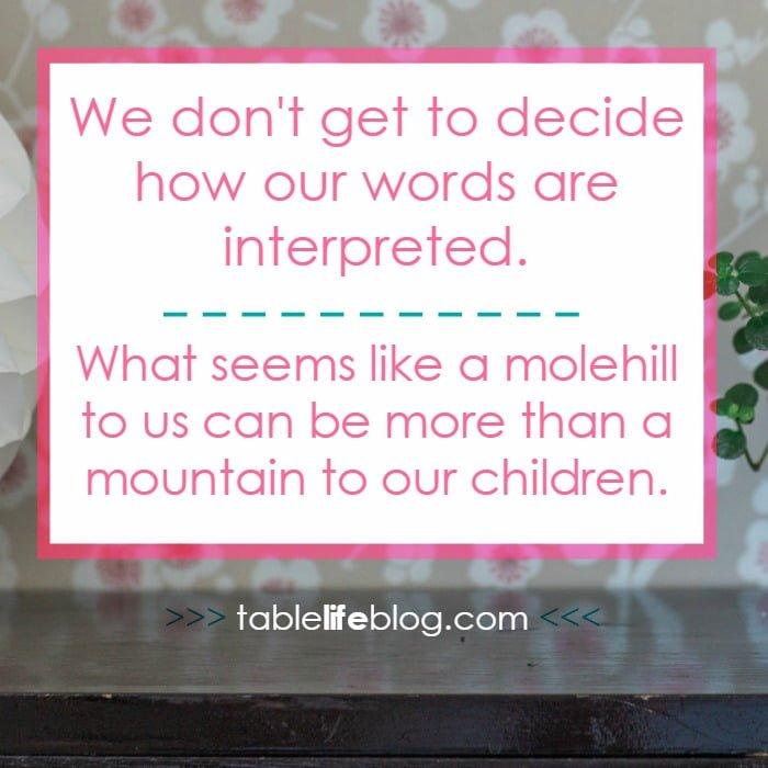 Homeschool Mother's Journal: The Time I Broke His Spirit